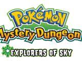 A New World - Pokémon Mystery Dungeon: Explorers of Sky