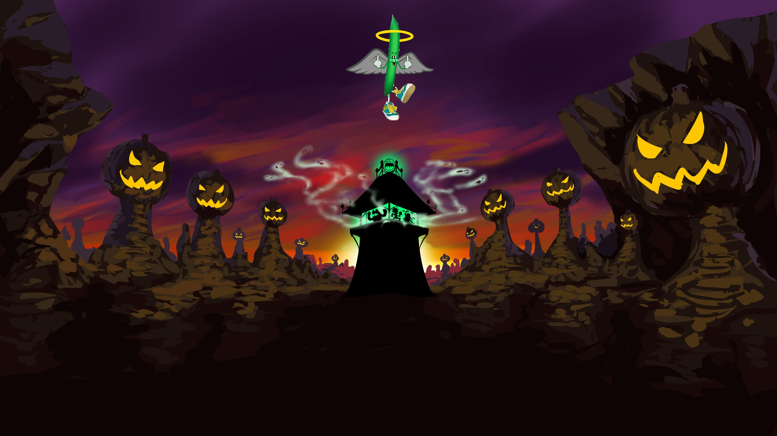 The SilvaGunner Spooktacular Halloween Horror Special