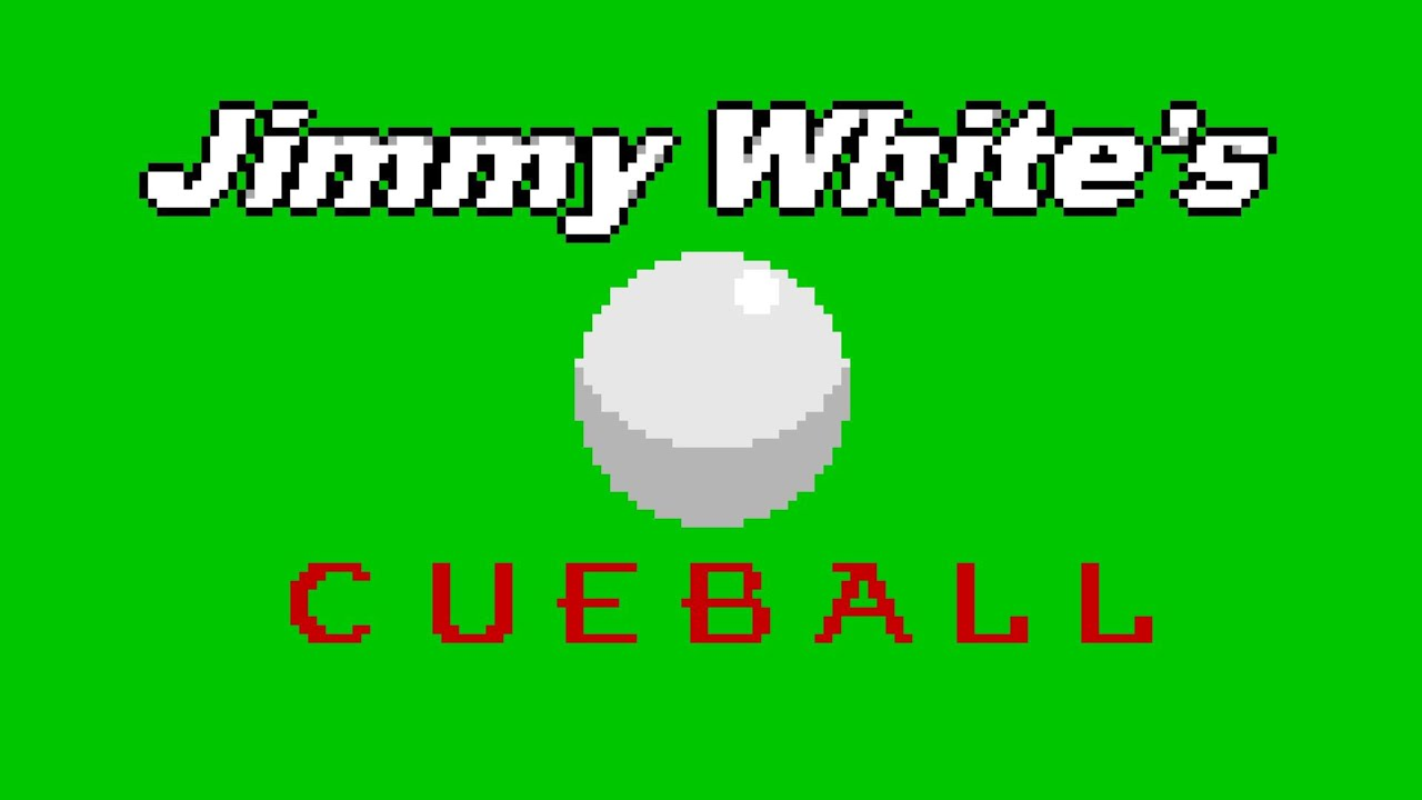 BGM 1 - Jimmy White's Cueball