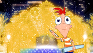 Front-facing Phineas Halation