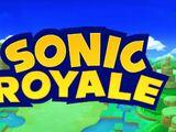 Emote: Sonic Speed! (Season 1) - Sonic Royale