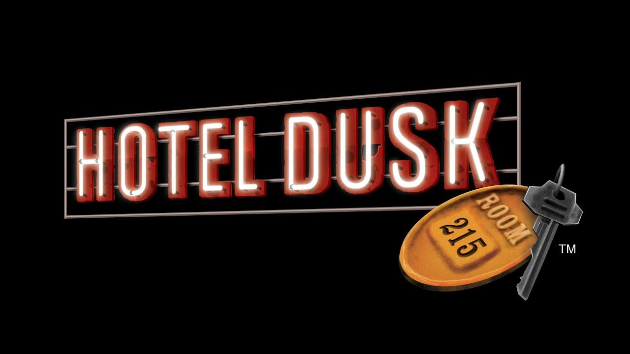 Monochrome (JP Version) - Hotel Dusk: Room 215