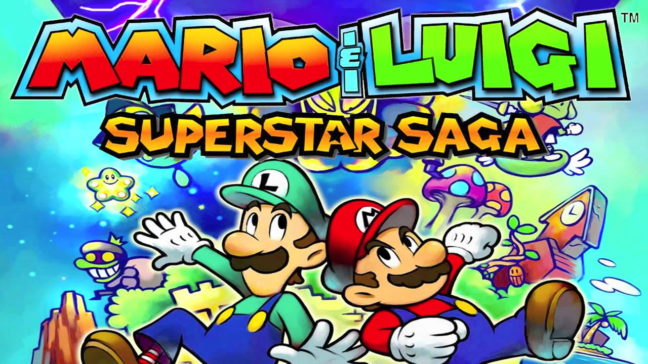 Come On! - Mario & Luigi: Superstar Saga