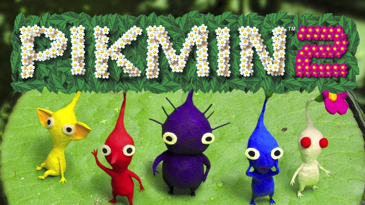 Awakening Wood - Pikmin 2