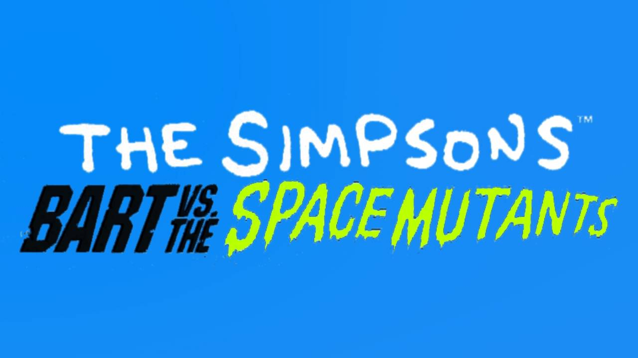 Lost Life - The Simpsons: Bart vs. the Space Mutants