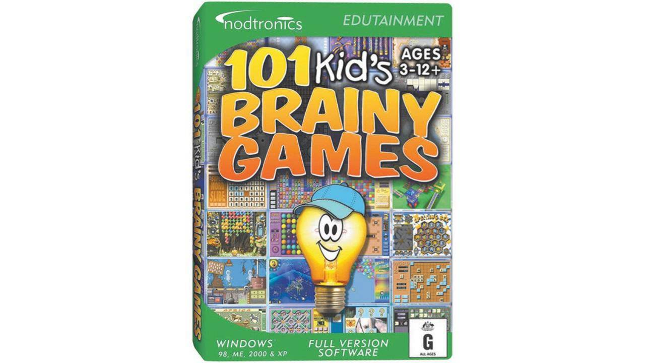 Animals of Africa II - 101 Kid's Brainy Games