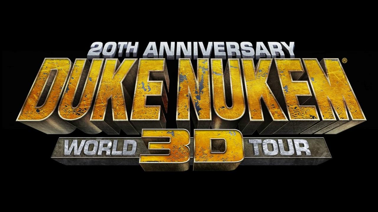 Grabbag - Duke Nukem 3D: 20th Anniversary World Tour