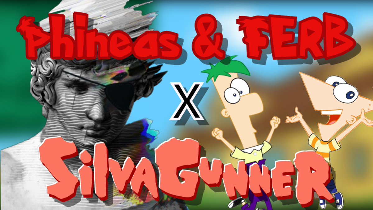 Phineas and Ferb Takeover Reveal SiIvaFes