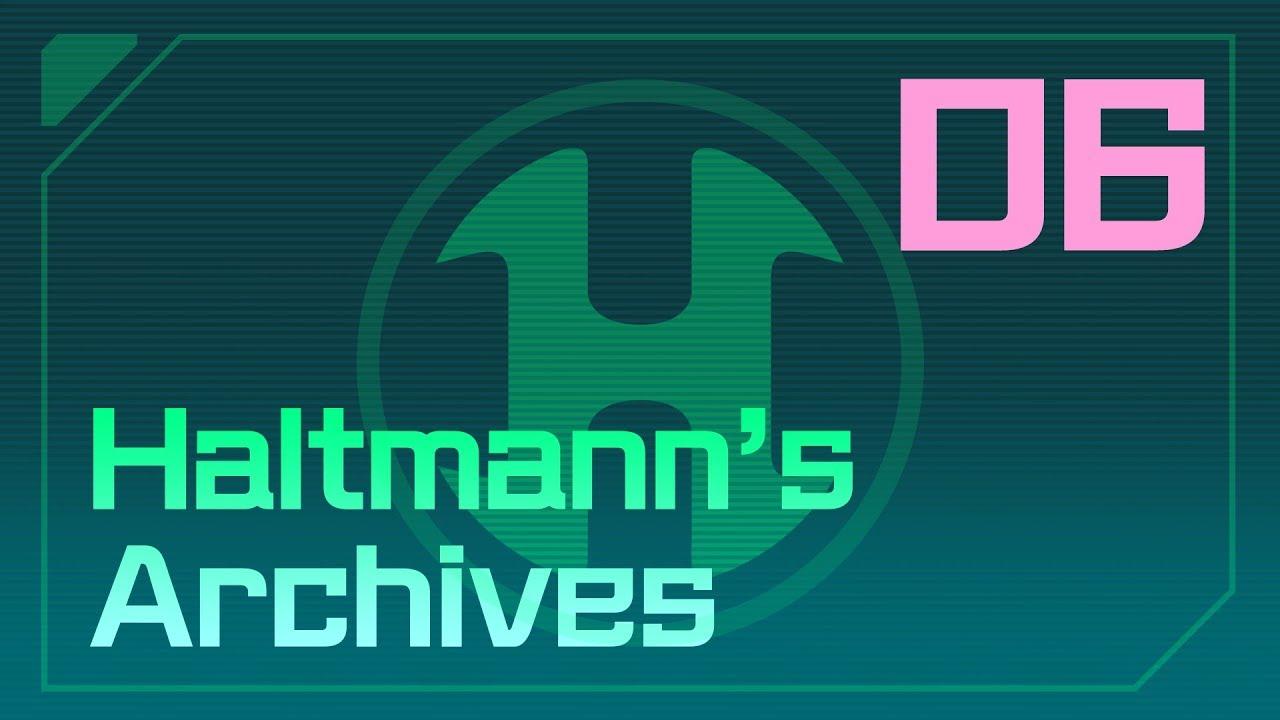 (Deprecated) The Supreme Visitor (FILE-06) - Haltmann's Archives