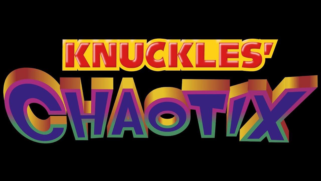 Evening Star - Knuckles' Chaotix