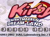 Boss Battle - Kirby: Nightmare in Dream Land