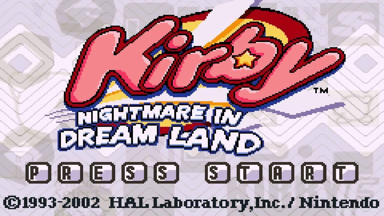 Boss Tower (Beta Mix) - Kirby: Nightmare in Dream Land