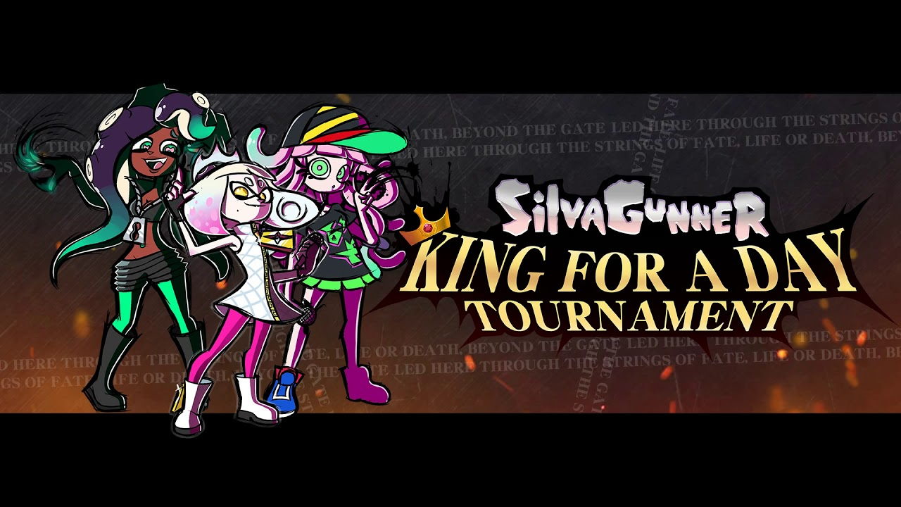 Fly Octo Fly (ft. Glenna) - SiIvaGunner: King for a Day Tournament