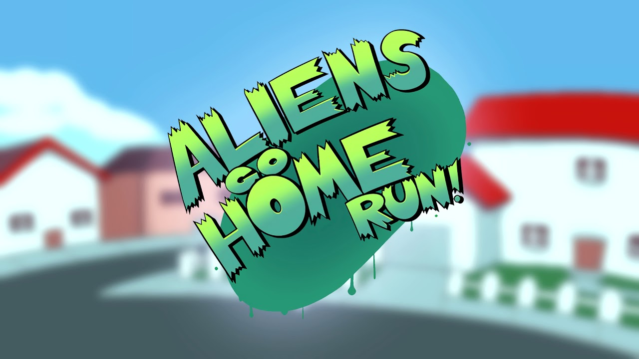 Fairgrounds Theme (ver 1.3.2) - Aliens Go Home Run!