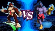 DK vs THANOS