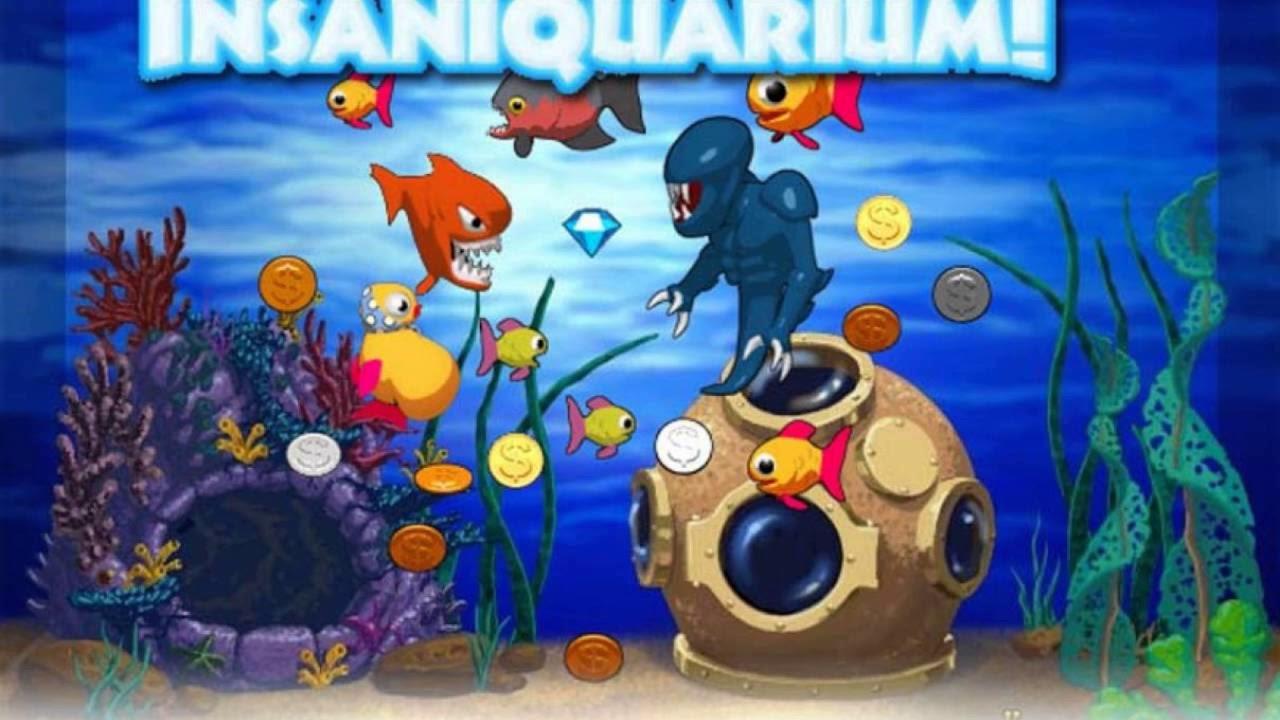 Aquarium Tank 1 - Insaniquarium Deluxe