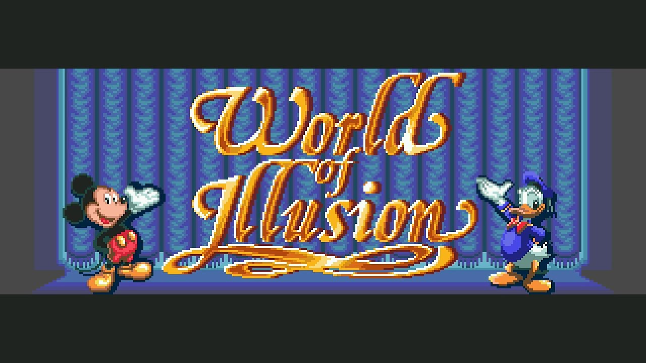 Stage Complete - World of Illusion