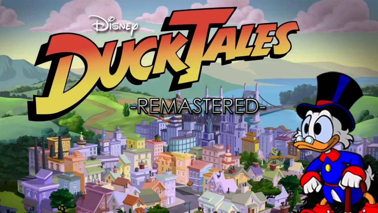 Title Screen - DuckTales: Remastered
