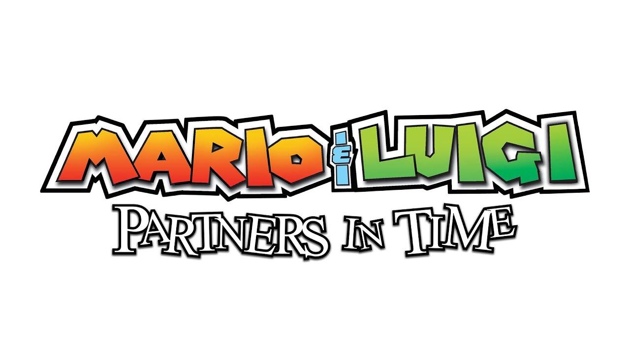 Holli Jolli Village - Mario & Luigi: Partners in Time