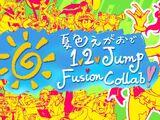Natsuiro Egao de 1, 2, Jump Fusion Collab!