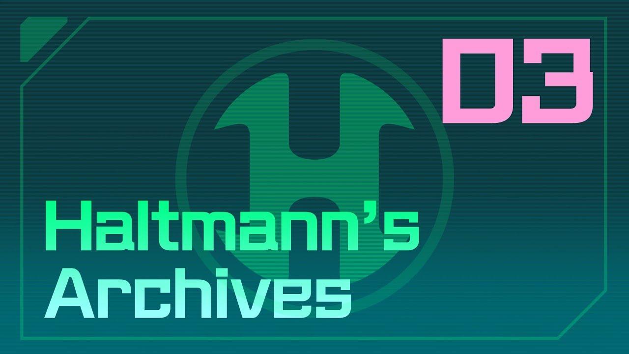 The Loudest Store (FILE-03) - Haltmann's Archives