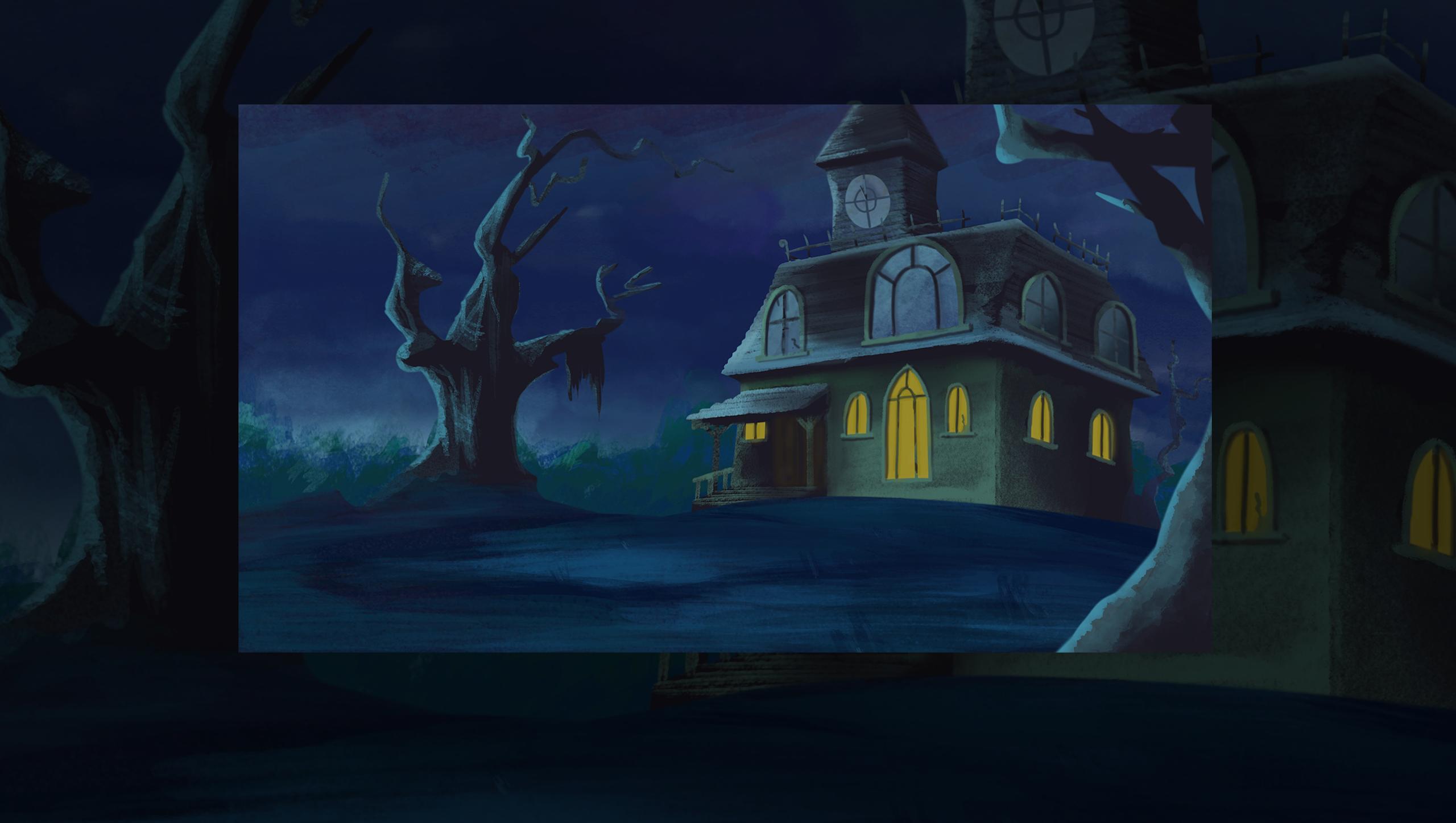 The SilvaGunner Spooktacular Halloween Horror Special: Part III