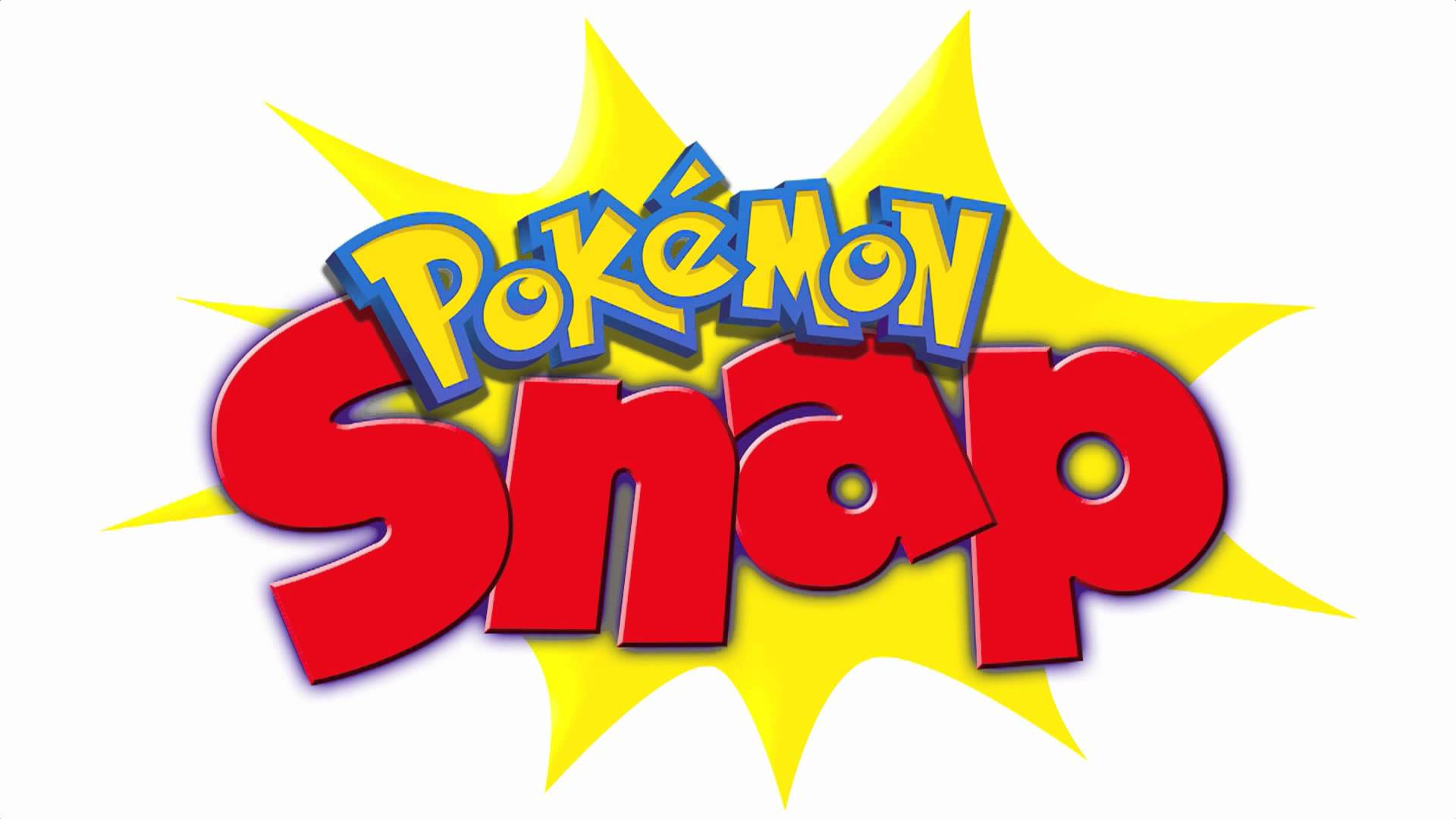 Professor Oak's Lab - Pokémon Snap