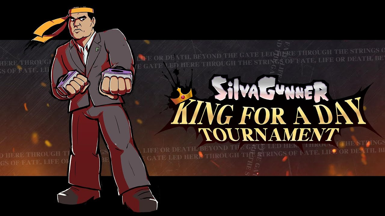 Victory! Reggie Fils-Aimé - SiIvaGunner: King for a Day Tournament