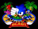 Unused Bonus Stage (Genesis) (Beta Mix) - Sonic 3D Blast