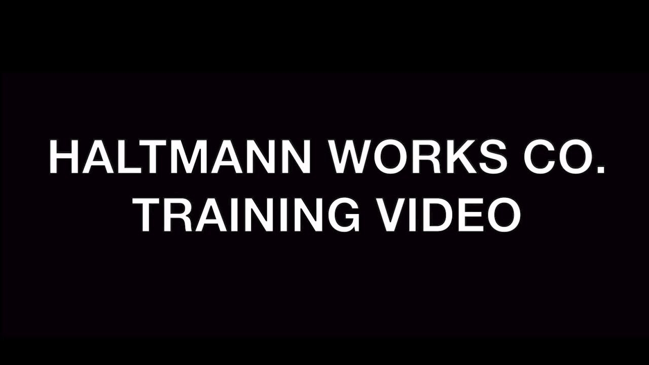 The Haltmann Works Co. Training Video (Emailing Rips, Art, and King for Another Day Contestants!)
