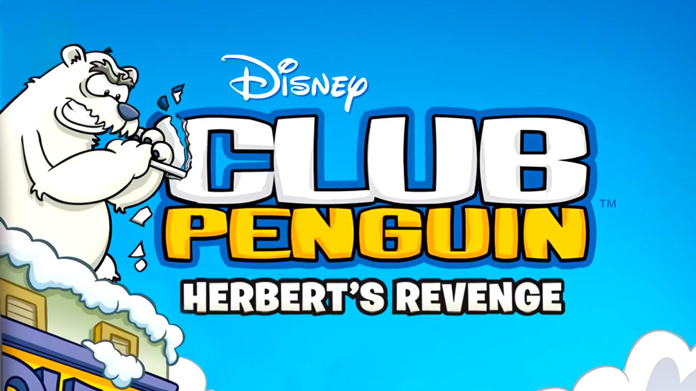Herbert's Base - Club Penguin: Herbert's Revenge
