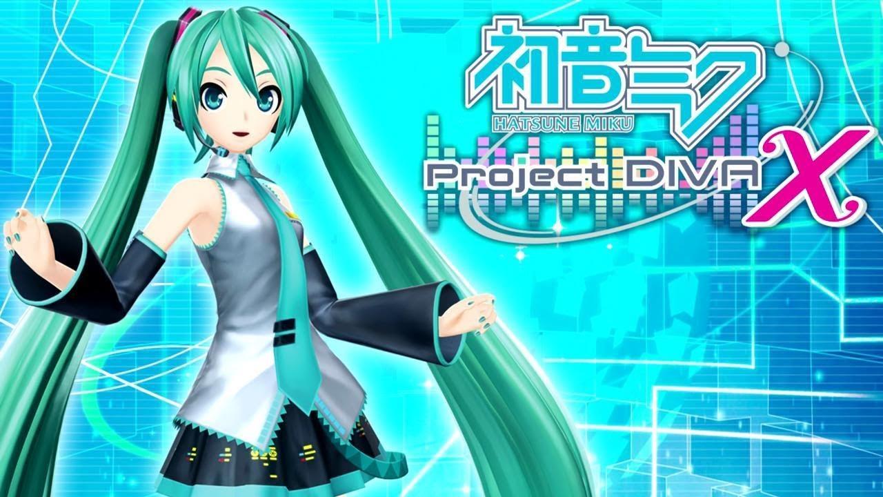 DLC Trailer Music - Hatsune Miku: Project DIVA X