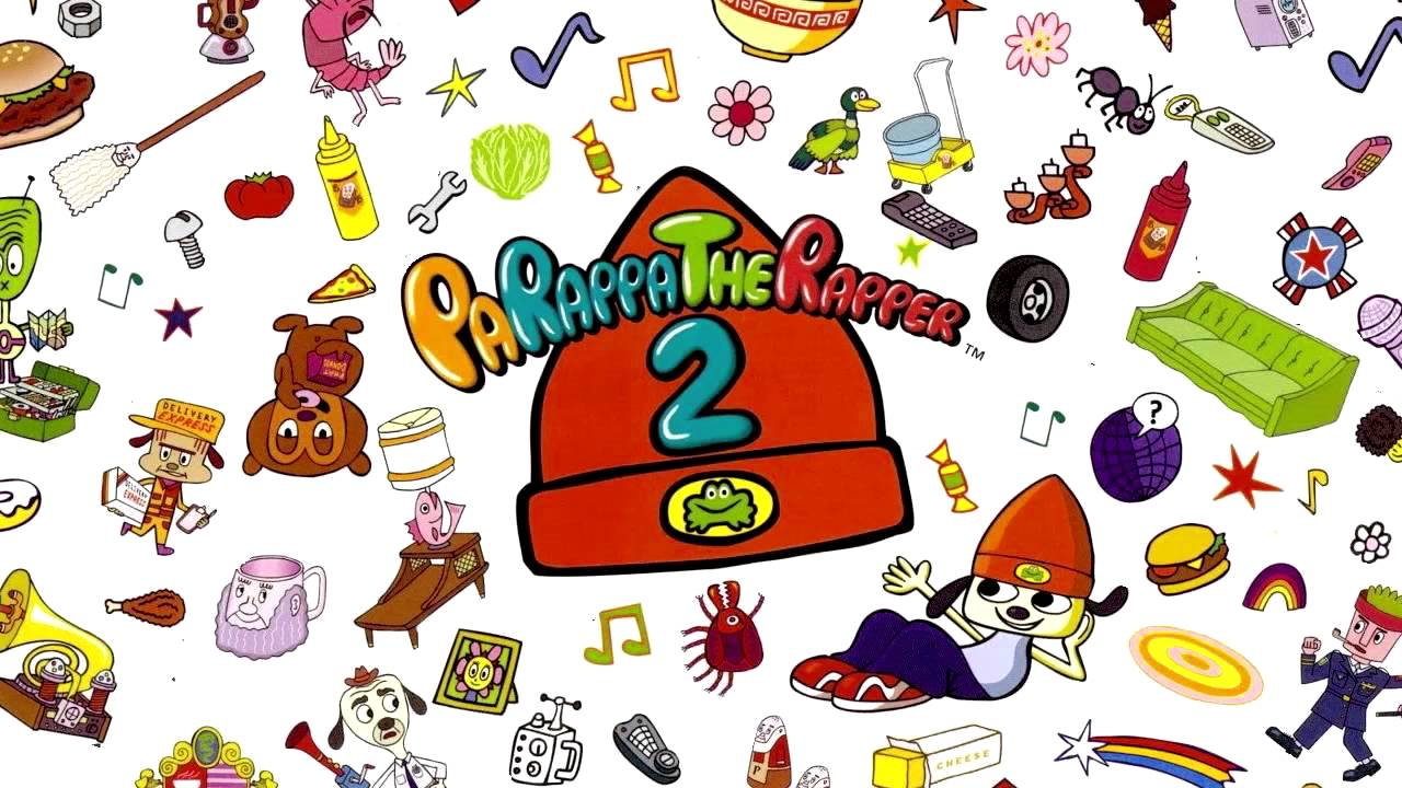BIG (Giant Version) - PaRappa the Rapper 2