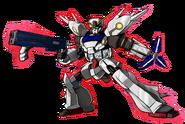 Metal Ajit Pai - Gundam Type ACD (BAS229)