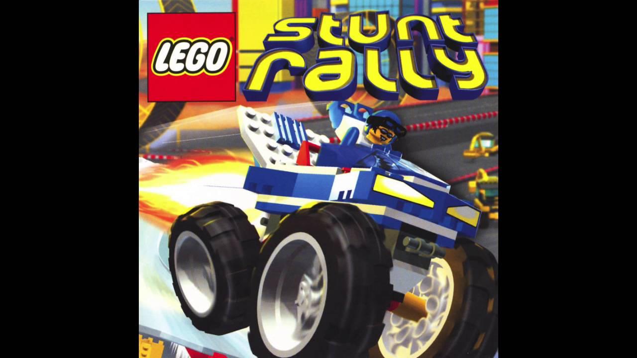 City - LEGO Stunt Rally