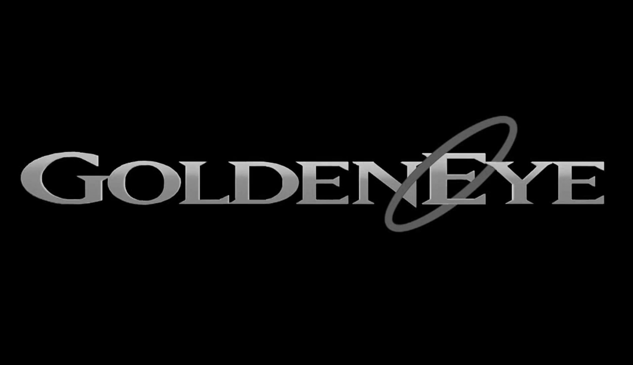 007 Watch - Goldeneye 007