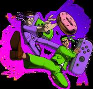 Nintendo Power - A Powerful Dose (danny)