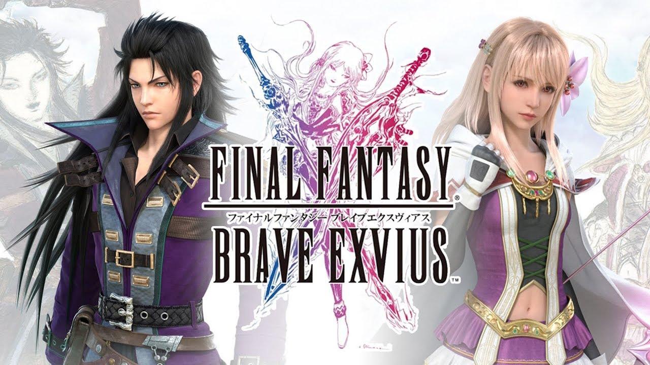Ariana's Theme - Final Fantasy: Brave Exvius