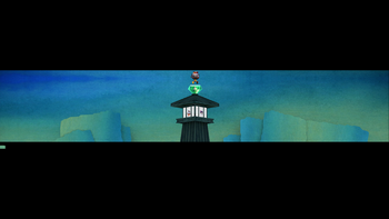 Second banner