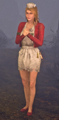 DBD - Lisa In Game Outfit