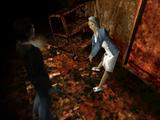 Puppet Nurse in-game