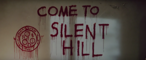 Silent Hill Revelation Wall Graffiti