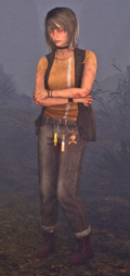 DbD - Cheryl Starting Over Outfit