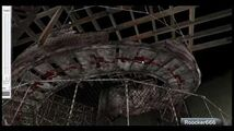 SH4 1st spiral staircase model silent hill 4