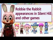 Robbie the Rabbit appearances in Silent Hill and other games