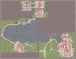Silent Hill Complete Map