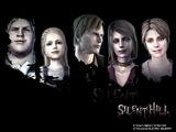 Silent Hill pachislot wallpaper - Characters - 1024x768