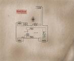 Hazel-Street-Subway-map