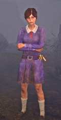 DBD - Alessa In Game Outfit