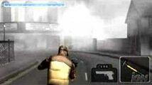 Silent Hill Origins PSP gameplay video